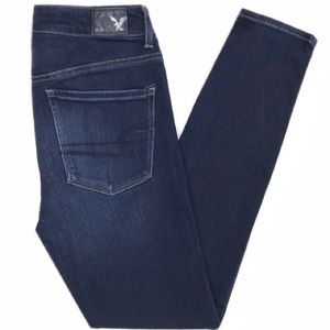 American Eagle Super Stretch Jeggings Jeans